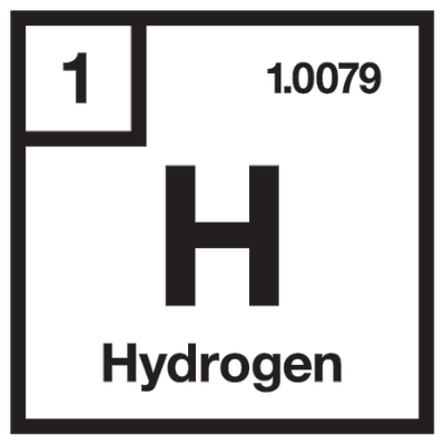 Hydrogen Advertising Logo