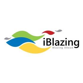 iBlazing IT Services Pvt. Ltd. Logo