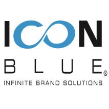 Icon Blue Logo