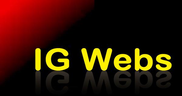 IG Webs logo