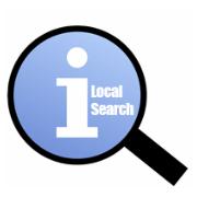 iLocal Search Logo