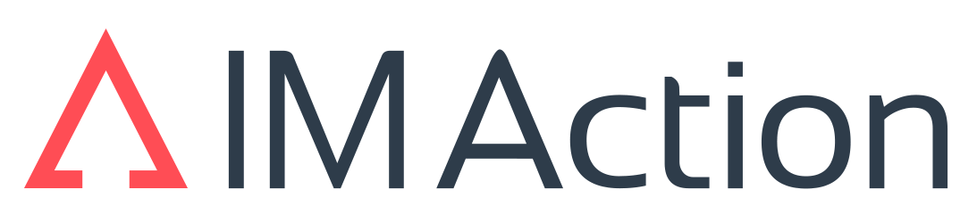 IM Action Logo