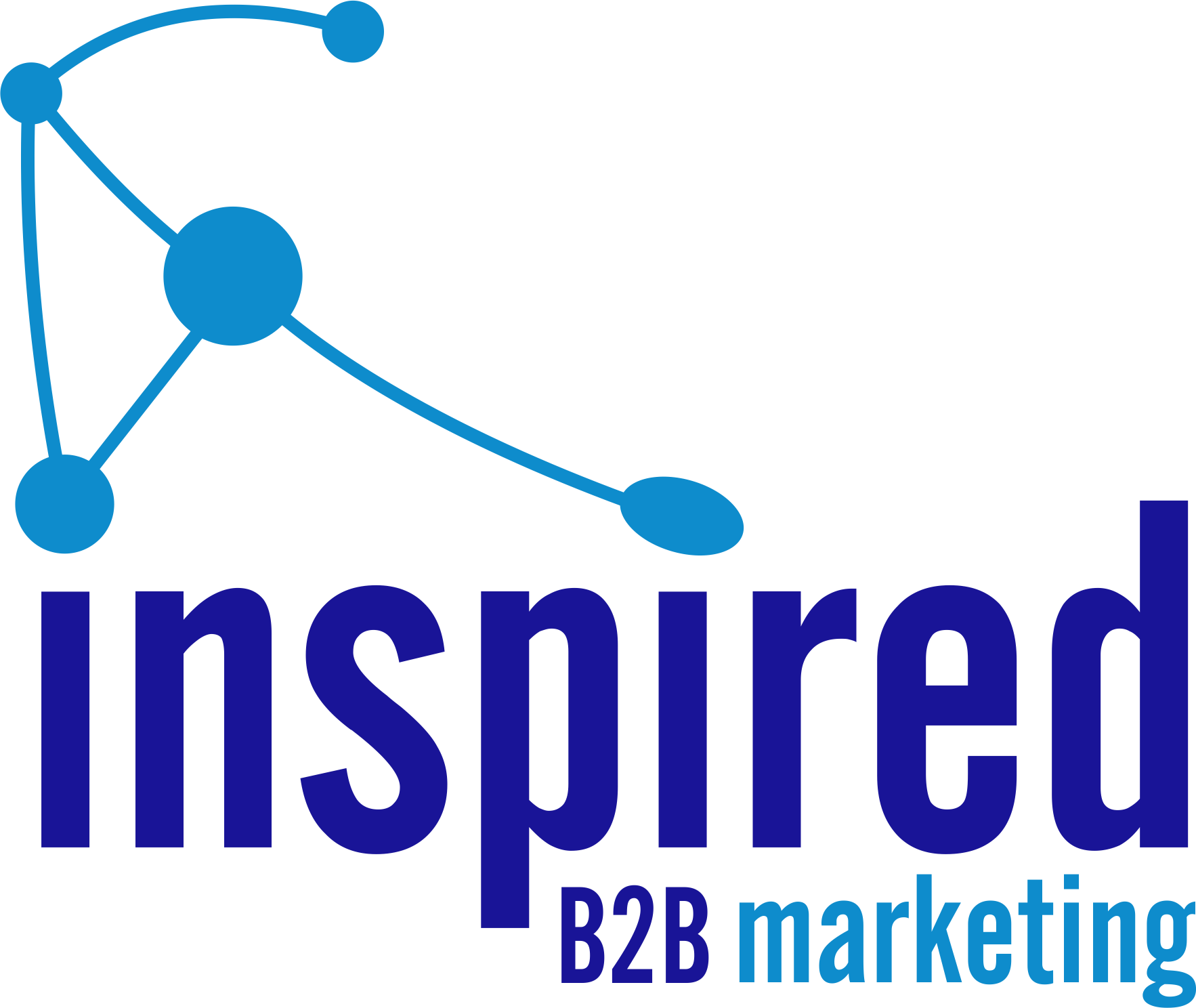 Inspired B2B Marketing Logo