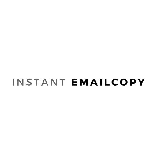 Instant Email Copy Logo