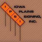 Iowa Plains Signing, Inc. Logo