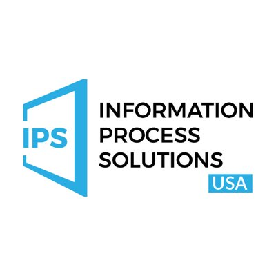 Information Process Solutions Logo