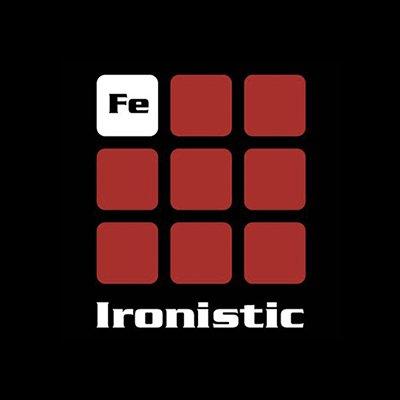 Ironistic Logo
