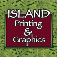 Island Printing & Graphics logo