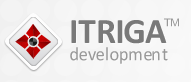 Itriga Development Logo