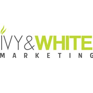Ivy & White Marketing Logo