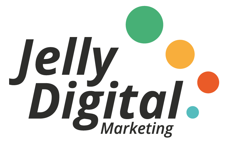 Jelly Digital Marketing Logo