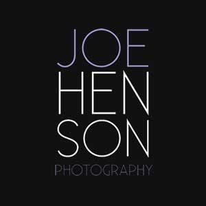 Joe Henson Photography Logo