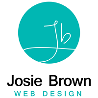 Josie Brown Web Design Logo