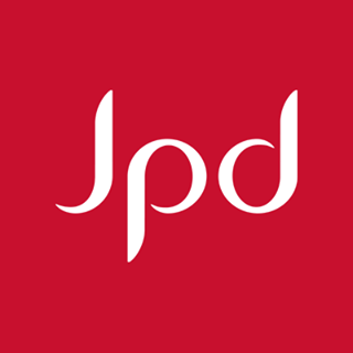Jpd | Brand Strategy & Design Consultants Logo