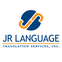 JR Language Translation Services, Inc. Logo