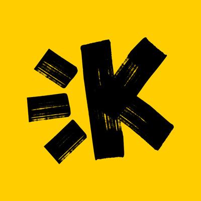 Kiss Branding Logo