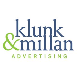 Klunk & Millan Advertising Logo