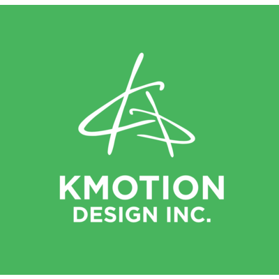 Kmotion Design Inc. Logo