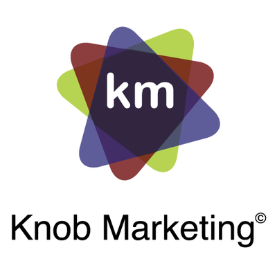 Knob Marketing Logo