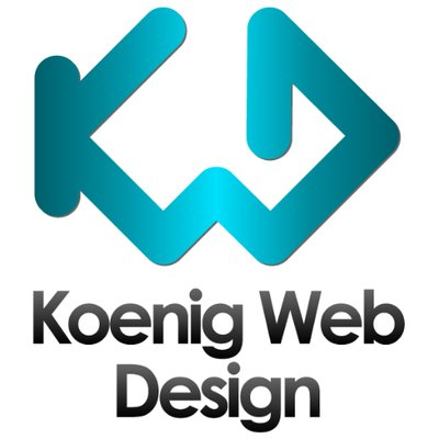 Koenig Web Design Ltd Logo