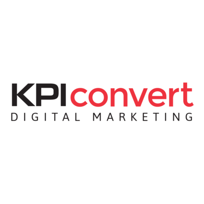 KPI Convert Digital Marketing Logo