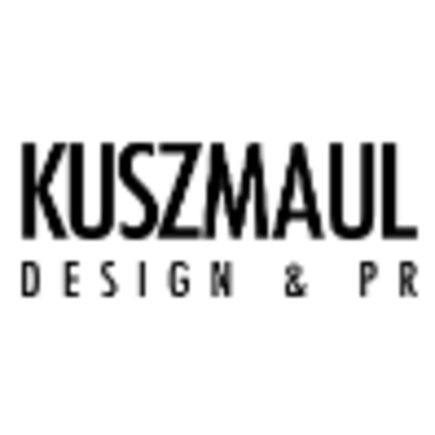Kuszmaul Design & PR Logo