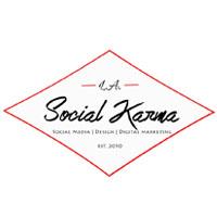 L.A. Social Karma Logo