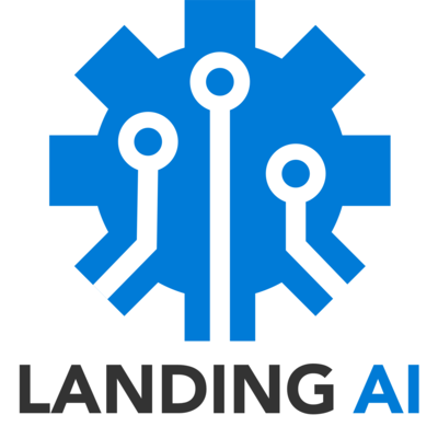 Landing AI Logo