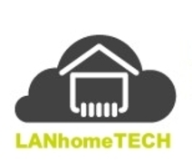 LANhome TECHnologies Logo