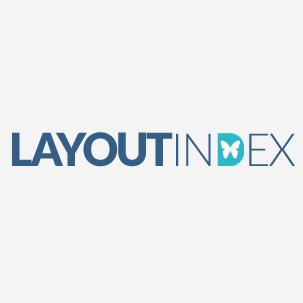 LAYOUTindex Logo
