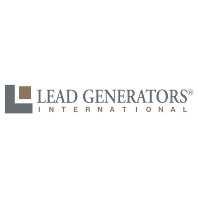 Lead Generators International® Logo