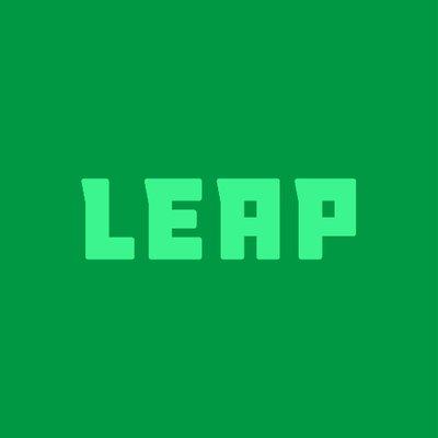 LEAP Digital Agency Logo