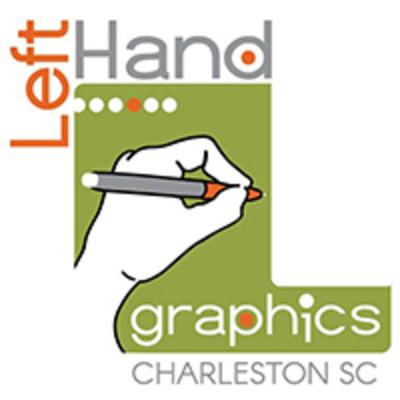 Left Hand Graphic Design Logo