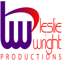 Leslie Wright Productions logo