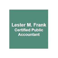 Lester Frank, CPA Logo