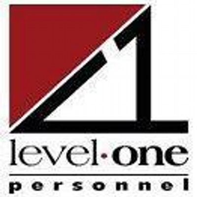Level One Personnel Logo