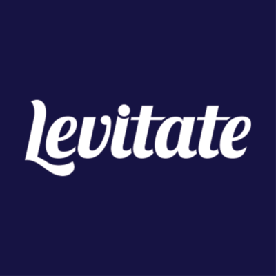 Levitate Video Logo