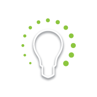Lightbulb Creative Logo