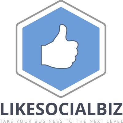 LikeSocialBiz Logo