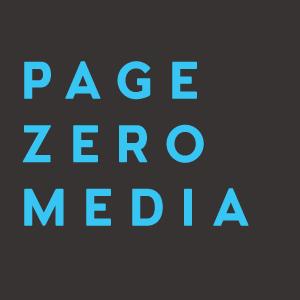 Page Zero Media Logo
