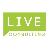 LIVE Consulting  Logo