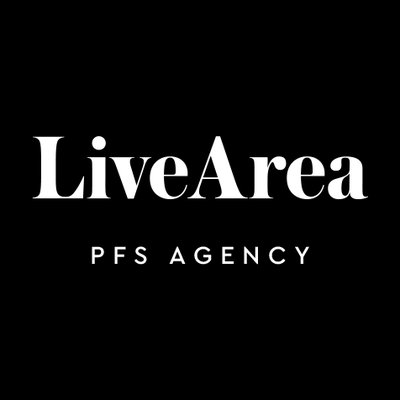 LiveArea, The PFS Agency Logo