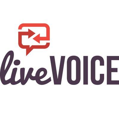 LiveVoice Logo
