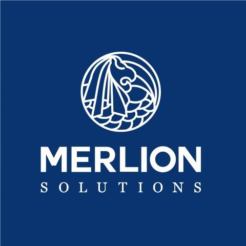 Merlion Solutions, LLC Logo