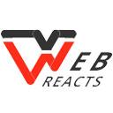 Webreacts LLC Logo