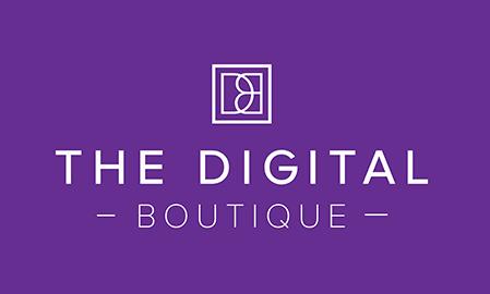 The Digital Boutique Logo