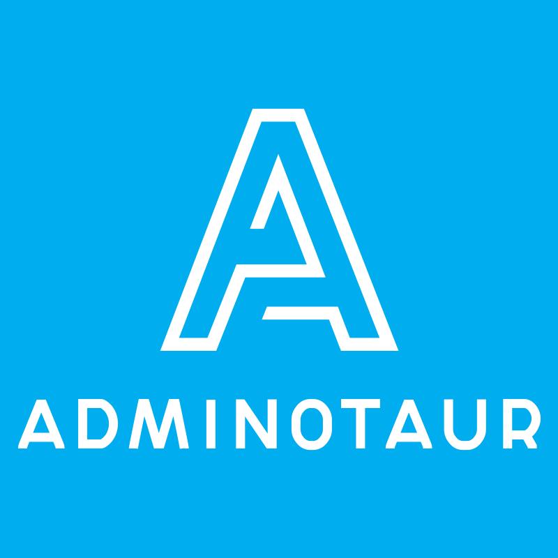 Adminotaur Logo