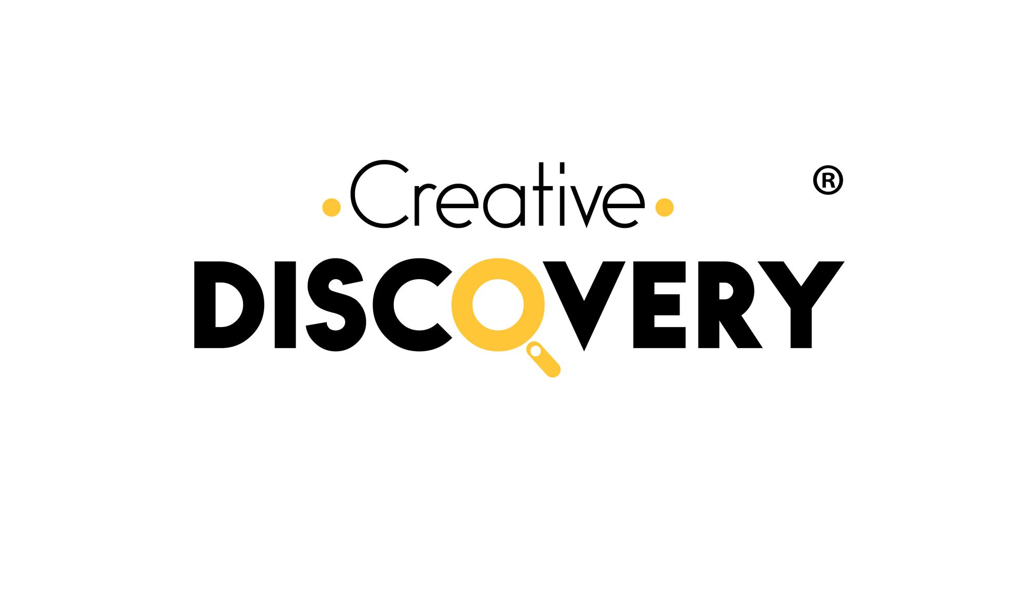 Creative Discovery  Logo