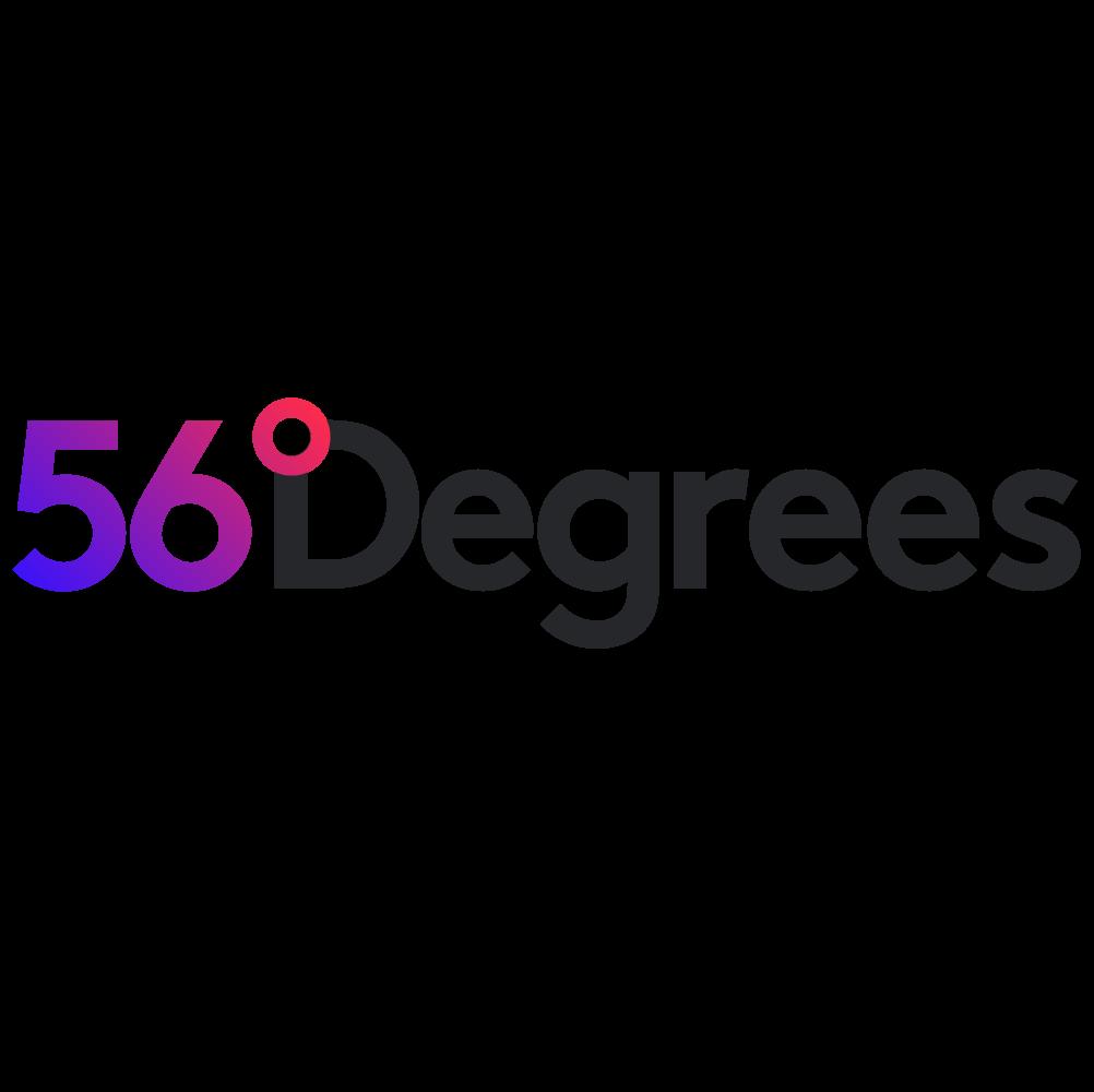 56 Degrees Logo