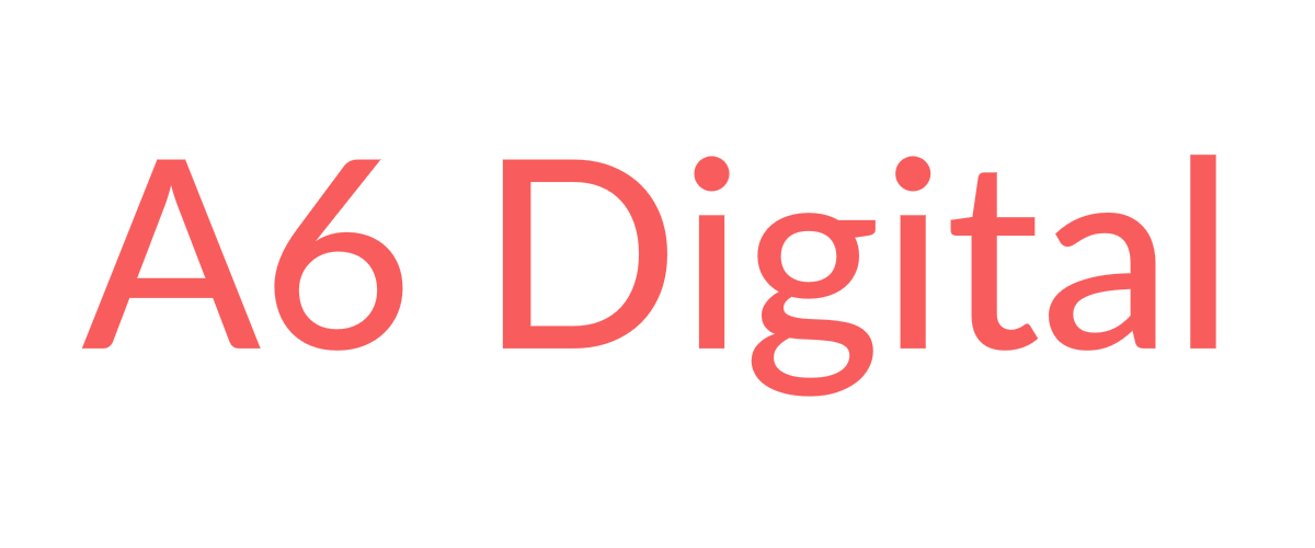 A6 Digital Logo